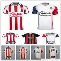 20 21 Chrivas Soccer Jerseys 2020 2021 Liga MX Chivas Guadalajara Home Away 3rd Brizuela بوليدو كرة القدم قميص الرجال امرأة الاطفال كيت زي