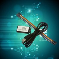 Bilgisayar Kabloları Konnektörler 1 Takım Metal Plastik USB Mantık Analiz Mikrodenetleyici 1 MHz 8 MHz 4 MHz 12 MHz 200KHz Debug 24 MHz 100KHz Aracı 2 E8
