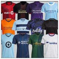 2122 Los Angeles Montreal La LAFC Jerseys Lagalaxy Minnesota Miami Atlanta United Nashville City FC Futebol Camisas Calcio