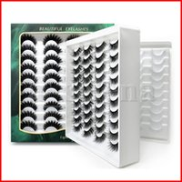 40 Pairs Box 15- 25mm Mixed Styles 3D Mink False Eyelashes Na...