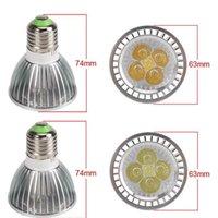 Bulbs Super Bright GU 10 E27 Light Dimmable Led Warm White 85-265V 9W 12W 15W GU10 20 Lamp Spotlight