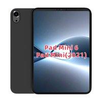 "black matte Skid-proof Soft TPU Silicone Case Cover for iPad mini 6 8.3"" 2021"