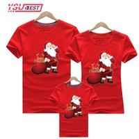 2020 familie weihnachtskleidung dadmom tshirt baby nette weihnachten mommy daddy und baby weihnachten familie schauen kleidung urlaub tragen h1014