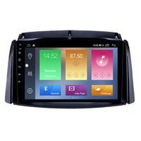 Car Dvd Player 9 Inch Gps Navigation Android Multimedia System Wifi for 2009-2016 Renault Koleos