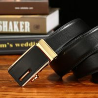 Belts Luxury Designer Leather Vintage Waist Pin Buckle Belt Accessories Top Quality Strap Male For Men
