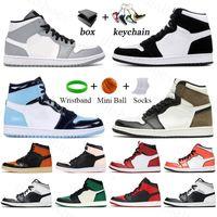 Nike Sb Dunk Shoes Off White Nike Air Force 1 SB Dunk Low Designers Flats Plateforme Sneaker surdimensionné Chaussure Mode Blanc Top Qualité Appartement avec boîte 36-45