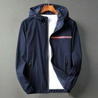 20ss мужская куртка дизайн толстовки Parka весной и осенью пальто с капюшоном на молнии на молнии Epault Bomber Mothercycle лицом к северу