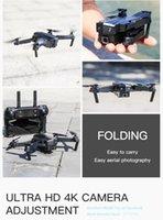 SG107 4K كاميرا مزدوجة wifi fpv المبتدئين طائرة بدون طيار لعبة، وضع التدفق البصري، الارتفاع عقد ذكي متابعة، لفتة التقاط الصورة، استخدام