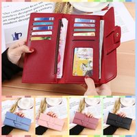 Wallets Favourite Women's Bags Purse For Woman Wallet Money Clip Long Coin Mobile Phone Storge Travel Handy Pack