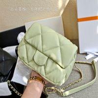 LVLOUISBAGVITTONLV 4EBU Fashion Design Small Handbags Lamb Tote Luxury Brand Leather Crossbody Bags Chain Wallet Classic Wome Digb