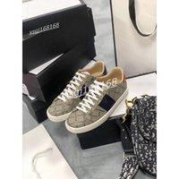2021 de la mejor calidad para hombre zapato casual plataformas de mujer patrón de impresión pareja zapatos personalidad de moda clásico zapatillas salvajes