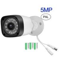 Caméscopes Système de surveillance standard Système de surveillance extérieure DVR Waterproof Night Manuel intérieur pour la sécurité domestique ménage