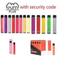 Disposable E-cigarettes 88 Colors Puff Plus Vape Device 800 3.2mL Pre Filled Pods Cartridge Bars E-cigarette vs bang xxl