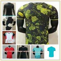 20 22 22 Jogador Versão Jersey Jersey LvP Camisa de futebol A.becker # 1 Maillot de pé m.salah # 11 kits kits uniformes milner # 7