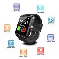 2021 newly smart bracelet U8 Blue tooth Smart watch Compatible With IOS Android