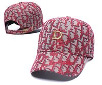Casas de béisbol clásico Hombres Mujeres Diseño de moda Bordado de algodón Bordado Ajustable Deportes Caual Sombrero Cabeza de calidad agradable 02