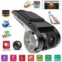 2 в 1 Full HD автомобиль DVR 2MP камера Wi-Fi автомобиль видео наблюдения ADAS Dashcam Android DVR автомобильный рекордер ночной версии Auto Recorder
