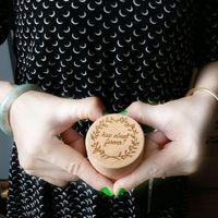 Schmuckbeutel, Taschen personalisierte rustikale Hochzeit Holz Ringkasten Schmuckstück Lagerbehälter Halter Sonderanfertigung Wie ist es für immer?