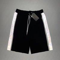 Hommes Designers Shorts Fashion Summer Womens Lettre de gym Gym Poche courte Pantalon Hop Hop Pantalons Casual Boardshorts pour Homme Streetwear Vêtements