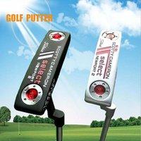 Putters de golf diestros Putters para hombres de acero inoxidable PUTTER Outdoor Sports Principiante PRODUCTOR PRODUCTOS ACCIDENTES Conjunto completo de clubes
