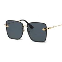 نظارات شمسية 2021 المرأة الفاخرة مصمم الأزياء للجنسين جودة عالية نظارات الشمس نظارات السيدات الإناث A519