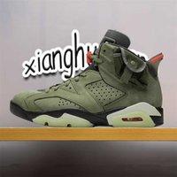 Mens Uomo 6 Scarpe da basket Jumpman 6s Carmine Hare Black Black Electric Green Green Lavato Denim Gatorade Oreo DMP Sneakers Sneakers Scarpe da ginnastica