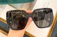 Sunglasses Oversized Square Grey Box 0956 Sonnenbrille Glasses Eyewear Black Men Fashion Sun Lens With Accessories Oikpb