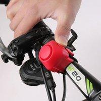 Bici Corni Est Durevole Bicycle Bell Bell Avvertimento Sicurezza Manubrio ABS Anello ABS Mini Horn Electric Horn Maniglia Barre Allarme Accessori per ciclismo