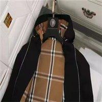 Herren Designer Jacke Mantel Sport Mode Jacken Sweatshirt Hoodie mit langem Ärmel Reißverschluss Windjacke Herren Kleidung Hoodies Tops Asiatische Größe M-XXXL
