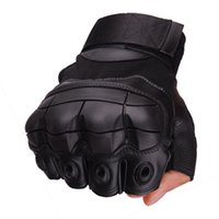 Sports gloves Half Finger tactical anti slip wear-resistant outdoor protective mountaineering and riding