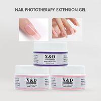 Nail Gel 5 Colors Extension 15ml UV Polish All For Manicure Builder Semi Permanent Soak Off Art