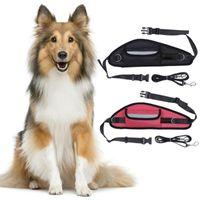 Pet Running Waist Bag Belt Sports Portable Gym Hold Water Cycling Phone Waterproof Women Dog Car Seat Covers