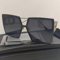 2020 Montaigne Солнцезащитные очки Женщины Бренд Цветные Черные Квадратные Солнцезащитные Очки Женщины Футуристические Ретро Мода Солнцезащитные Очки Прямоугольные Мужчины 30МОТЭМОНТЕЕ СОВРЕМЕННЫЕ СУЛЬСЫ
