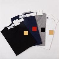 2021 Çocuk Tasarımcı T Shirt Marka Kalp Desen Baskı Lüks Çocuk Tees Tops Yaz Moda Giyim Erkek Kız Tişörtleri