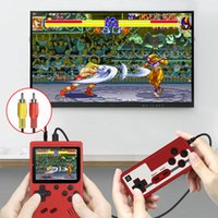 50pcs Outdoor Games Retro Portable Mini Handheld Video Game Player Console 8-Bit 3.0 Inch LCD Kids Color Built-in 400 Gaming
