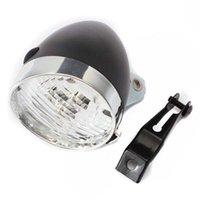 Retro Fahrradfahrrad 3 LED Frontlicht Scheinwerfer Vintage Lampe 2021 Lichter