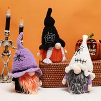 Хэллоуин партия поставляет украшения праздник подарок орнамент кукла ткань пластиковая карликовая ампира стоящая поза Rudolph марионетка HHF11157