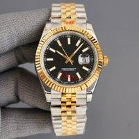 Montres pour hommes Montres mécaniques automatiques Mesdames Montre-bracelet Life Imperméable Luminous 41mm 316L Case en acier inoxydable Montre de Luxe Perfect Qualité