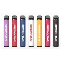 E Cigarettes High Pro Mk Maskking Kit de démarreur de stylo jetable 1000 Puff barres pré-remplies 3,5 ml huile de fumer de fumer 650mAh