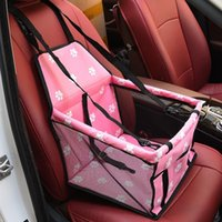 School Bags Pet Dog Carrier Car Seat Cover Pad Carry House Cat Puppy Bag Travel Folding Hammock Waterproof Basket Carriers