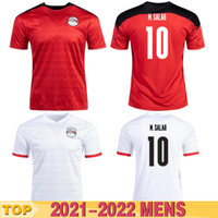 Thai Quality 2021 News Egitto M. Salah Soccer Jerseys Casa Away 20 21 Kahraba A. Shirt da calcio National Hegazi Ramadan A.