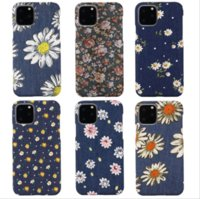 Denim Printed Broken Pattern phone cases for iphone13 pro max 12 min 11 X XR XS 7 8 plus SE case cover