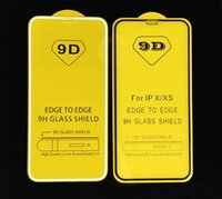 9D Full Cover Glue Tempered Glass Phone Screen Protector For iPhone 12 MINI PRO 11 XR XS MAX 8 7 6 S
