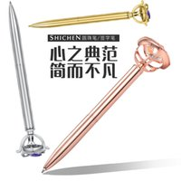 Grade Top Metal Creative Multi Couleur Femme Étudiants Top Signature Rotary Signature Rotary