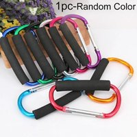Sponge Extra Large D-type Vegetable Picker Aluminum Outdoor Shoe Roller Carabiner Tools Buckle Skating Hiking Camping P2H6 Cords, Slings And1