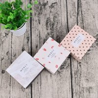 Marbling Pull-out Tea Chocolate Drawer Gift Box Paper Spot