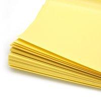 100 pcs papel de transferência de calor a4 toner para a marca de protótipo eletrônico DIY PCB