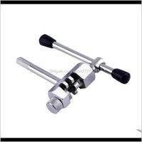 Outils Maintenance Cyclisme Sports en extérieur Livraison Drop Drop 2021 Vélo Rivet Réparation Tool Tool Splitter Pin supprimer Remplacer le disjoncteur de la chaîne de vélo WS7BK