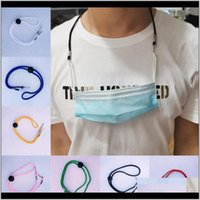 Favor Event Festive Party Supplies Home & Gardenowl Rest Ear Holder Rope Adjustable Hanging Neck Mask Protection Lanyard Extender Glasses An