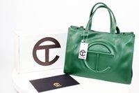 2021 Damen Designer Geldbörse Tasche Qualität Taschen Top großhandel handtaschen mode stil luxus telfar pu leder tote frauen handtasche high djkej